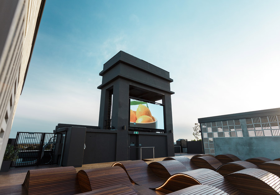 The Burcham - Rosebery - Rooftop